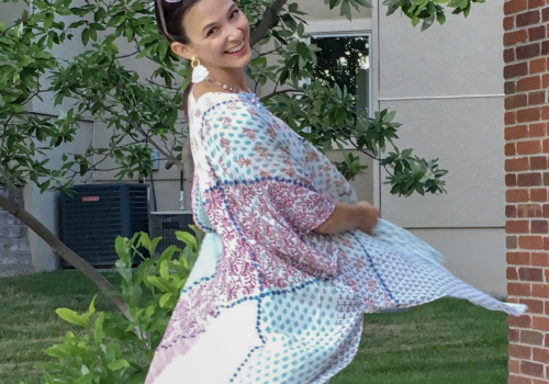 Four Easy Ways to Style Your Summer Kimono