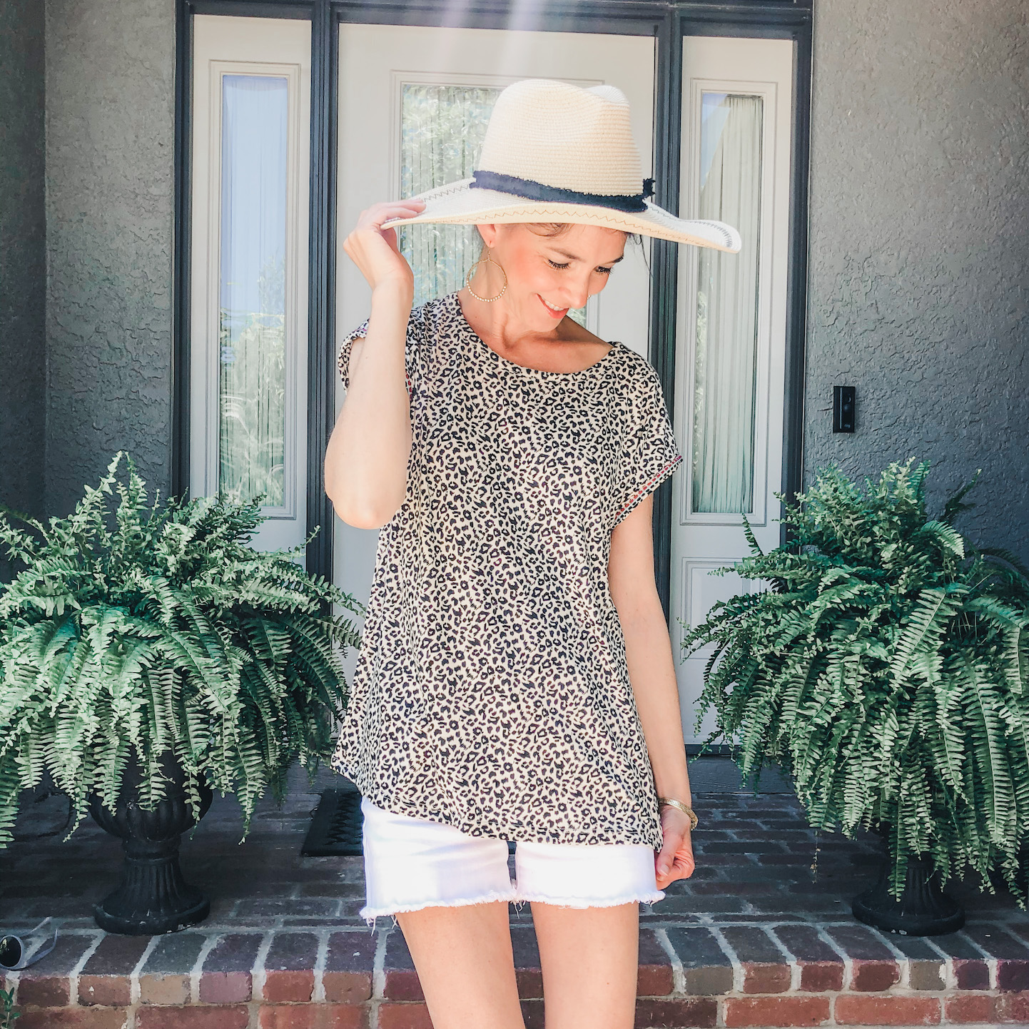 Three Ways to Wear Leopard Print in the Summer