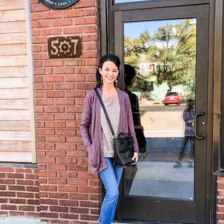 A Tour of Madison Stitch in Kansas City