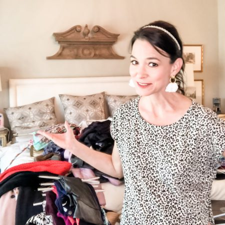 Closet Clean Out Guide to Build a Stylish Mom Uniform: Part 1