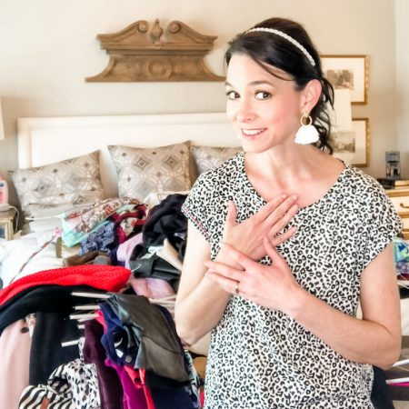 Closet Clean Out Guide to Build a More Stylish Mom Uniform: Part 2